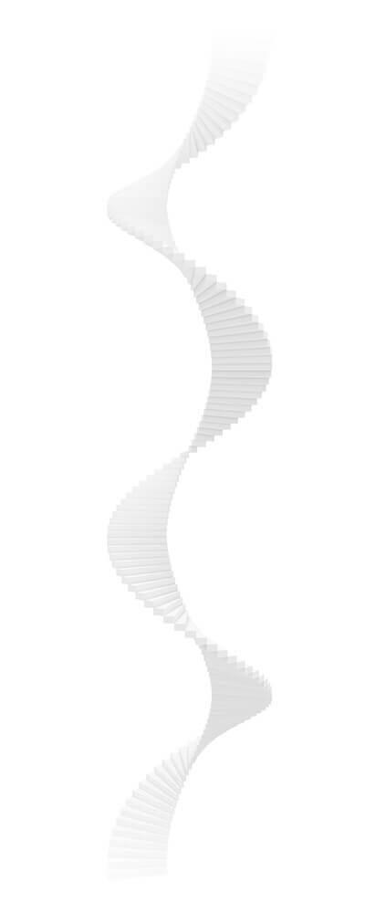 Grafik vindeltrappe